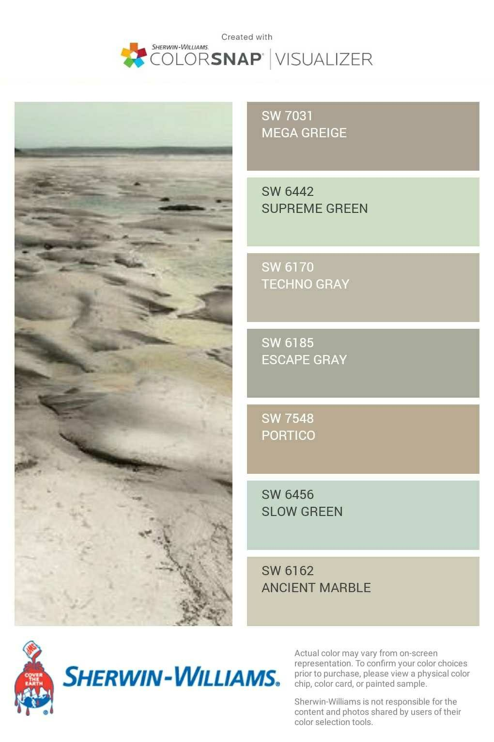 Beach House Colors With Images Beach House Colors Paint