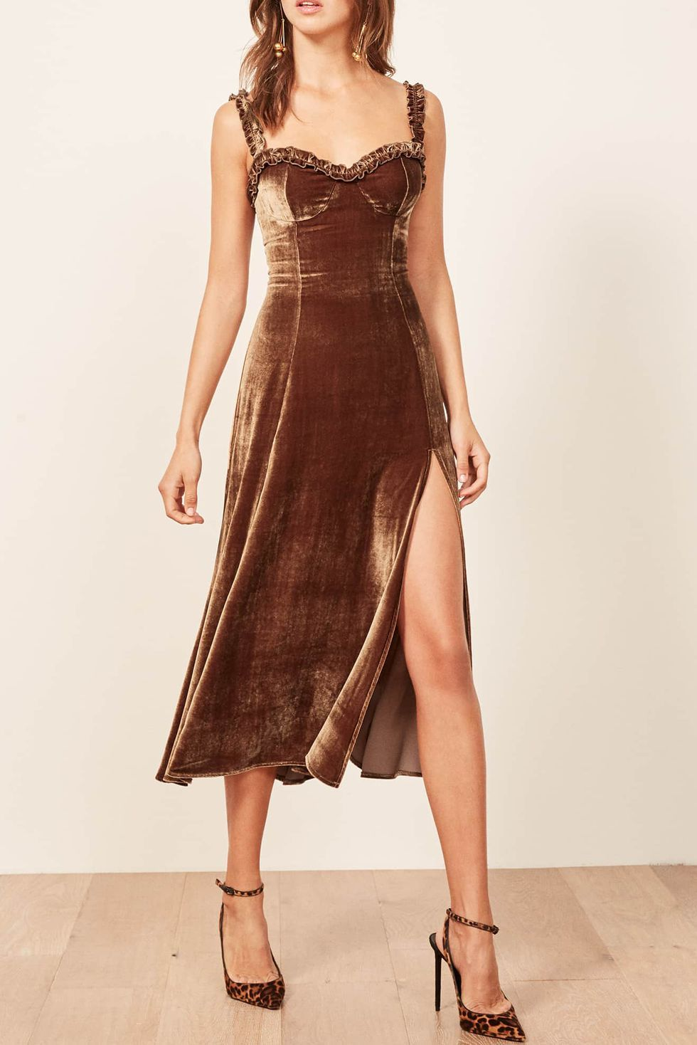 2c525f2bbec3 24 Amazing Winter Wedding Guest Dresses to Slay Your Next Event - What to  Wear to a Winter Wedding