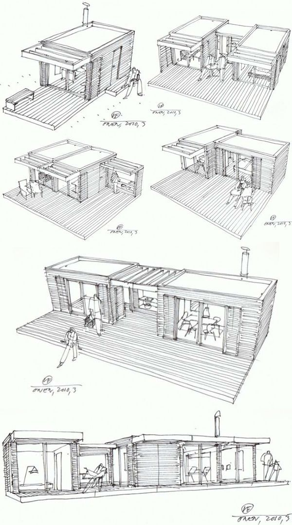 rustic cottage style modular home additions container houses pinterest mini h user. Black Bedroom Furniture Sets. Home Design Ideas