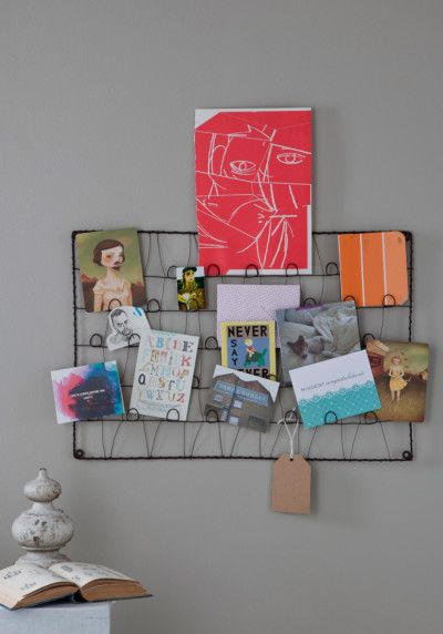 Keep it Together: Hanging Message Boards
