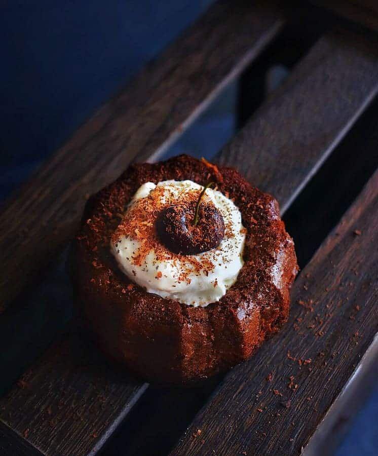 Mini hot chocolate red wine cake recipe hot chocolate