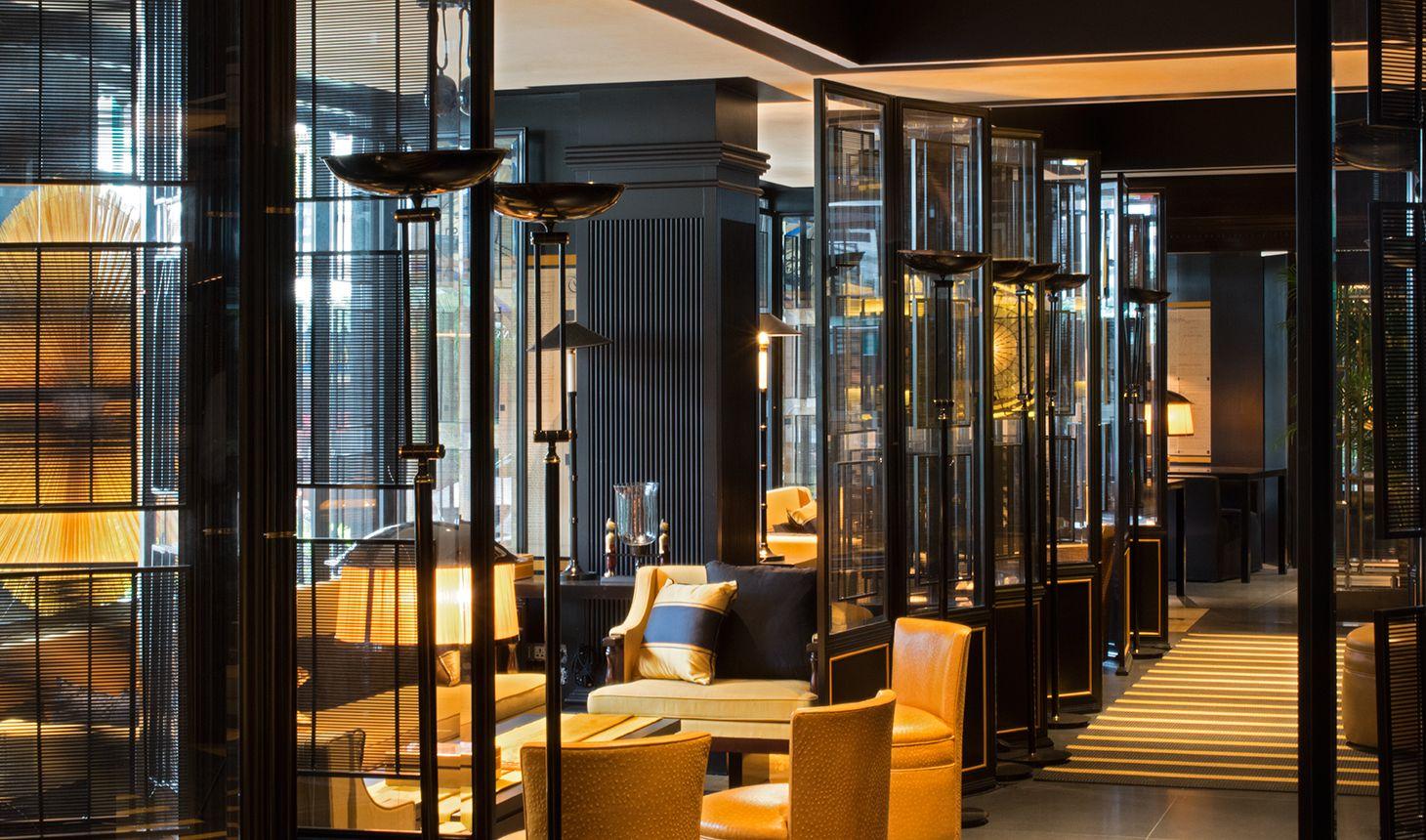 Six Senses Duxton Hotel Singapore Anouska Hempel Zonca Zoncainternational It Hotel Design Interior Design