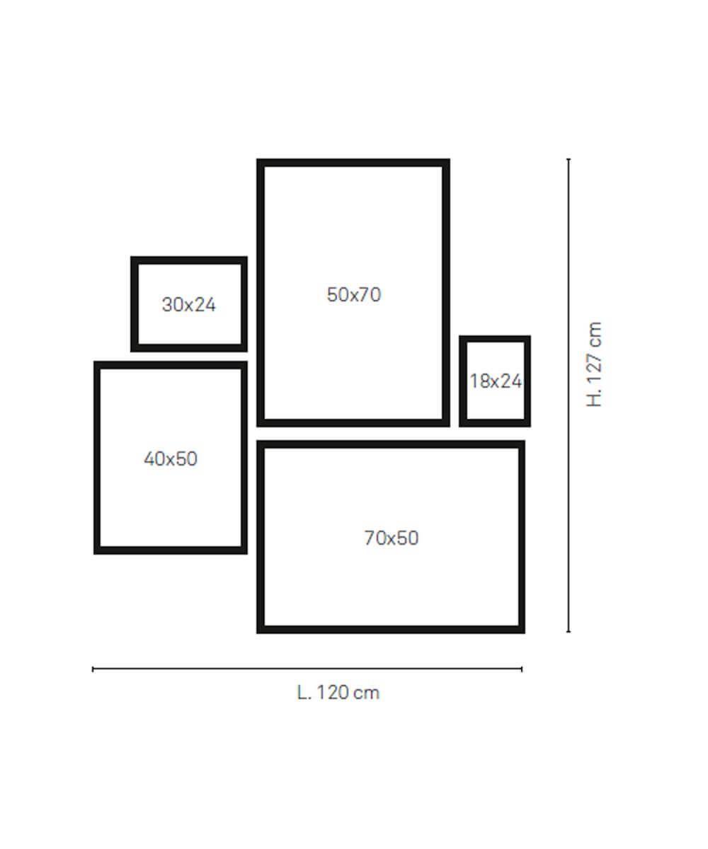 Tamaño Conjunto Cuadros Elegance Style M Einrichten Wohnideen Wohnzimmer Hausdekor Schlafzimmer Wohn Gerahmte Wand Galeriewand Layout Deko Für Wohnzimmer