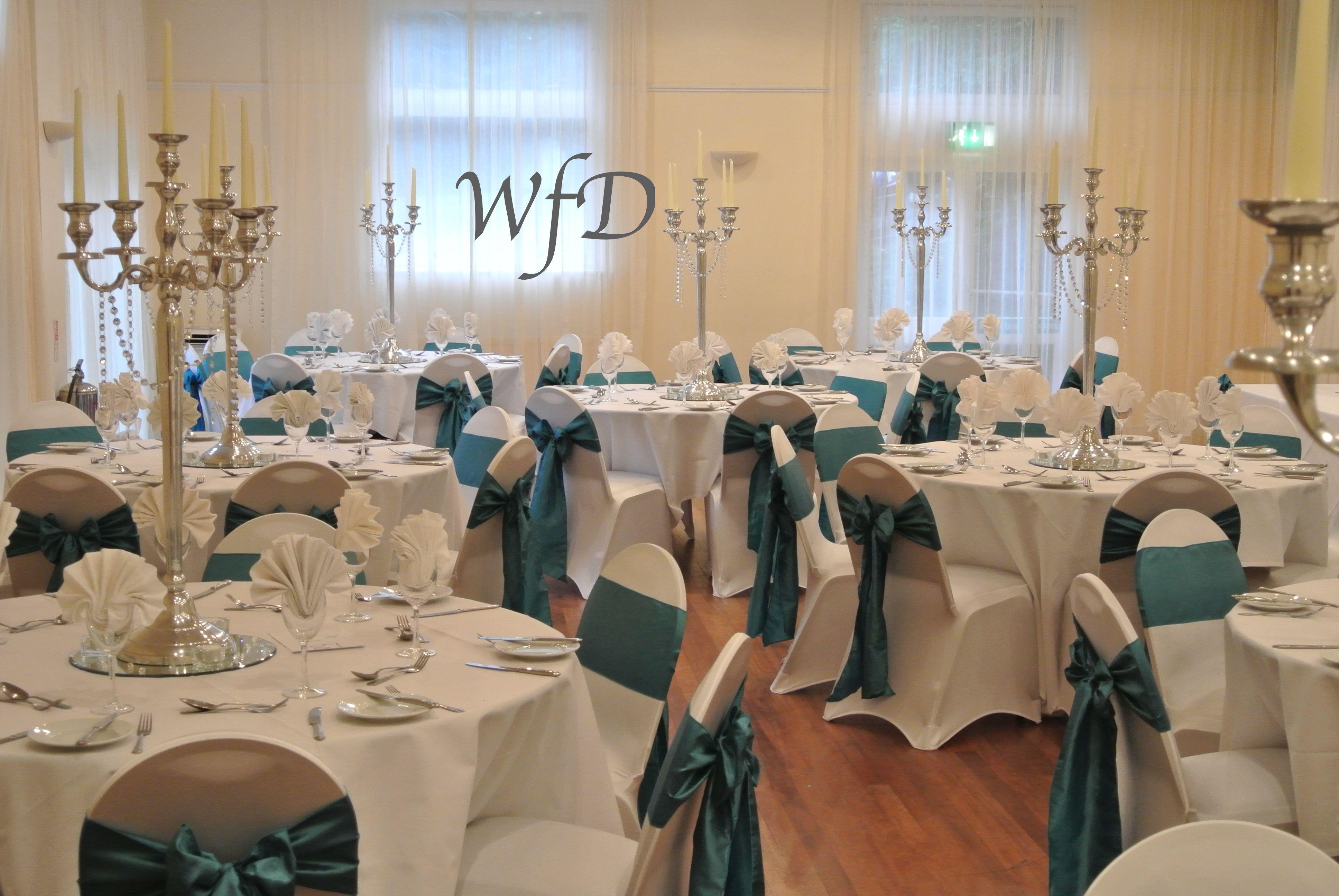 wedding chair covers devon cover rentals langley edgemoor hotel and sash hire candelabra