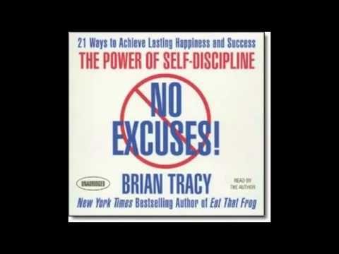 excuses book audio no tracy brian