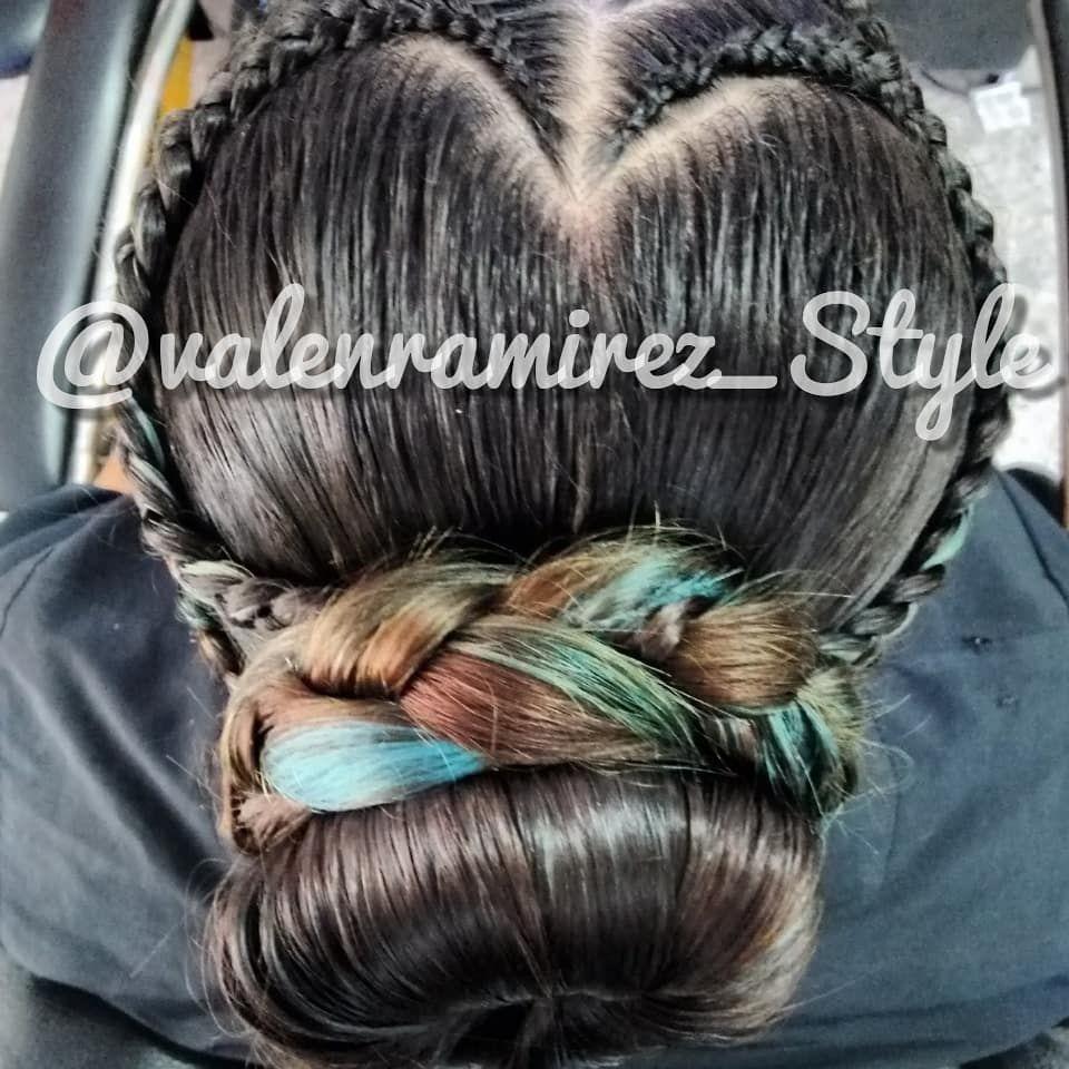 Harrystyles Hair Trenzas Trenzasmoda Armenia Style Braids Peinados Peinadoscontrenzas Trenzados Hairstyle Pei Peinados Con Trenzas Trenzas Peinados