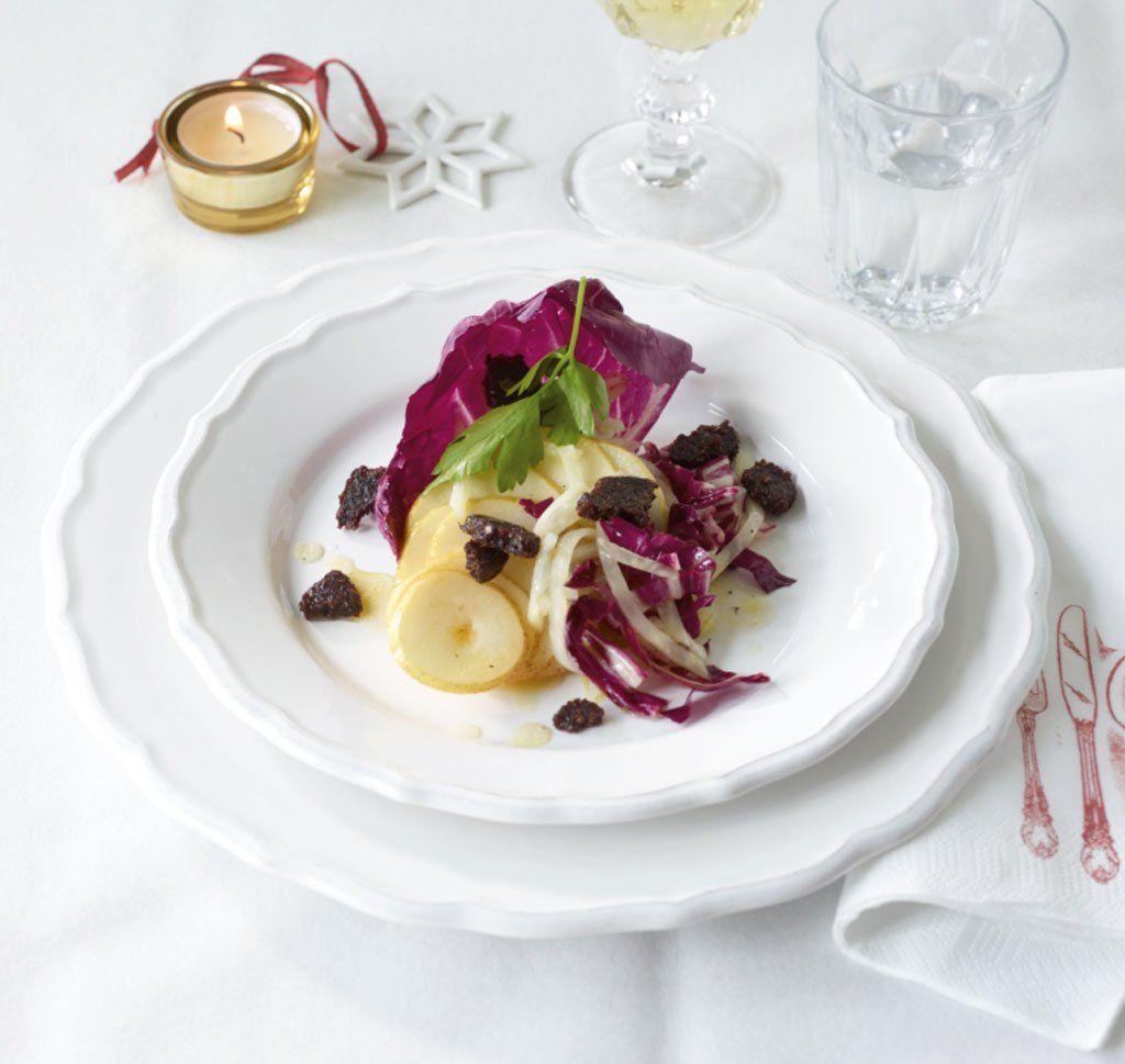 Sellerie-Birnen Salat | Rezept | Birnen-salat, Salat rezepte und ...