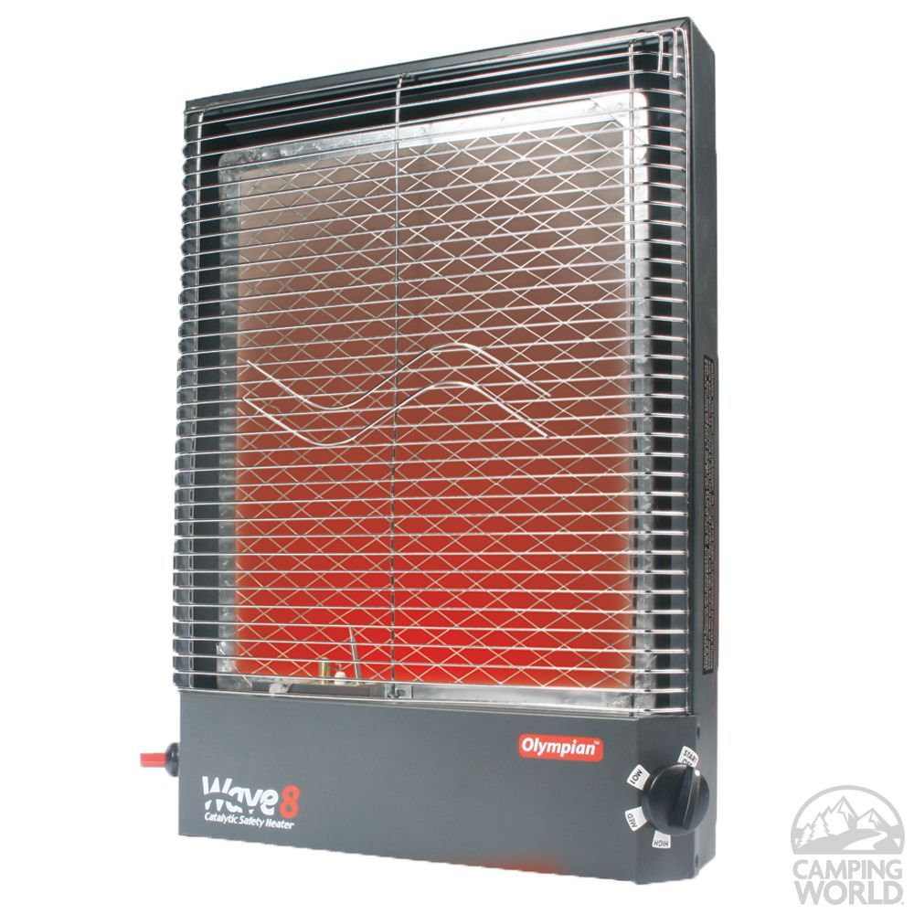 Camco Olympian Wave8 Catalytic Heater Portable heater