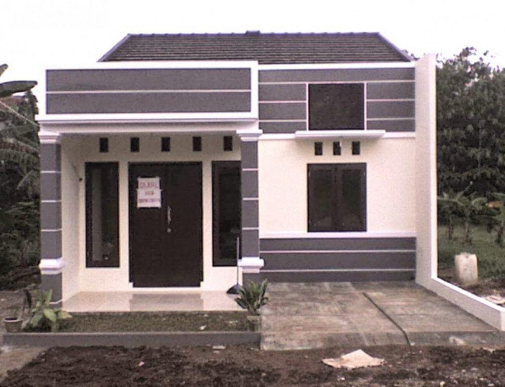 Desain Rumah Type 36 Tanpa Halaman Depan Cek Bahan Bangunan