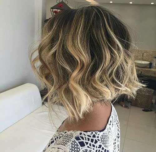 20 Best Blonde Balayage Short Hair