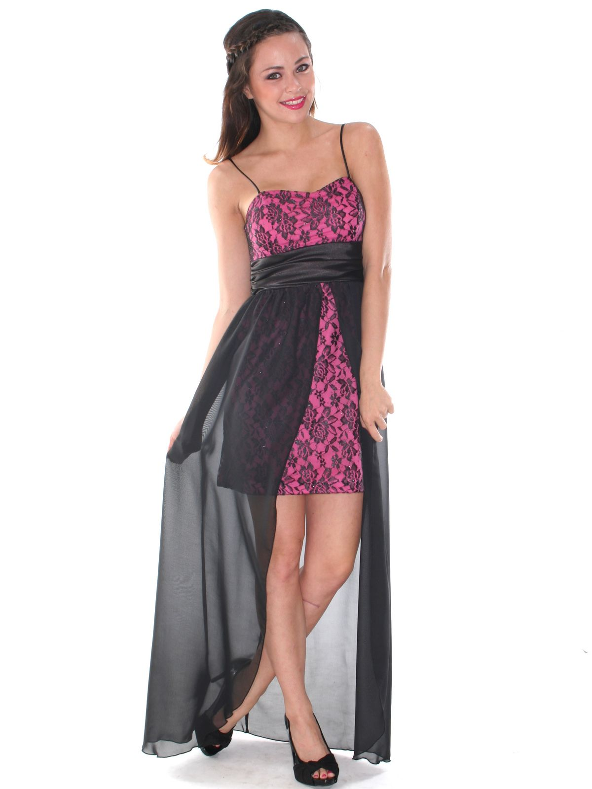 High low lace cocktail dress style s get yours today at