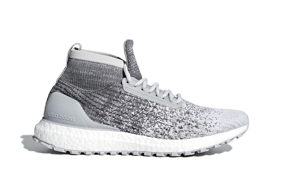 8d2271e4ed006 Reigning Champ and adidas Reunite for Grey UltraBOOST Mid ATR