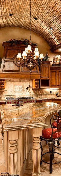 Best 100 Luxury Mediterranean Kitchen Design Ideas 400 x 300