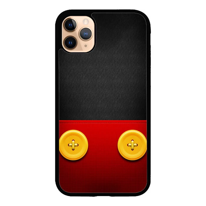 Mickey Mouse Wallpaper O7708 iPhone 11 Pro Max Case