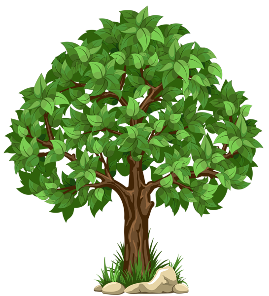 Transparent tree png clipart picture planner happiness for Plante 3d gratuit