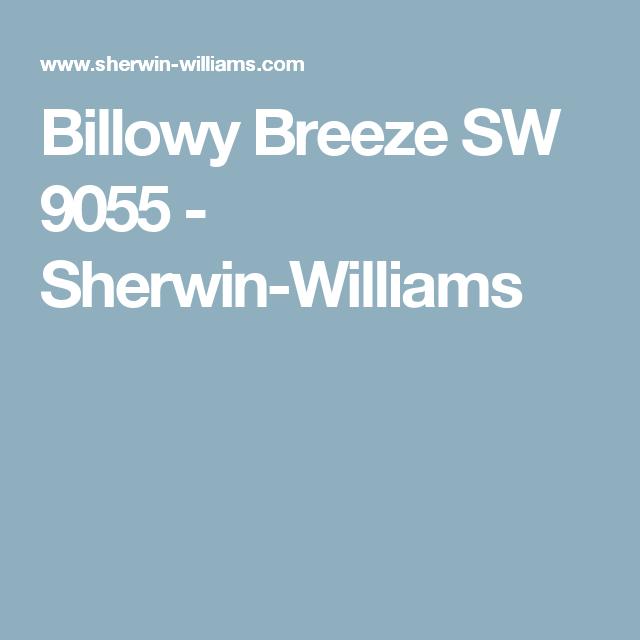 Billowy Breeze SW 9055   Sherwin Williams