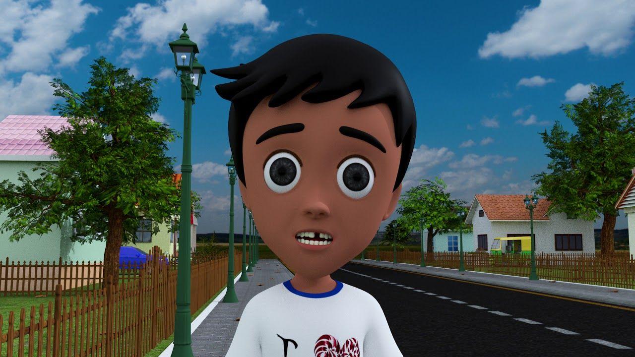 រឿង ចៅកុប តុក្កតា3D Short film Cartoon 3D Animation