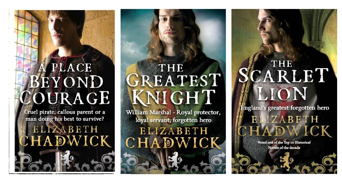 Three Marshal Novels By Elizabeth Chadwick Book Worth Reading Books Historical Fiction