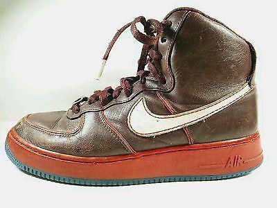 Nike Air Force 1  Men AF-1  '82 Size 9.5 CB34 Charles Barkley 317313-611 2007