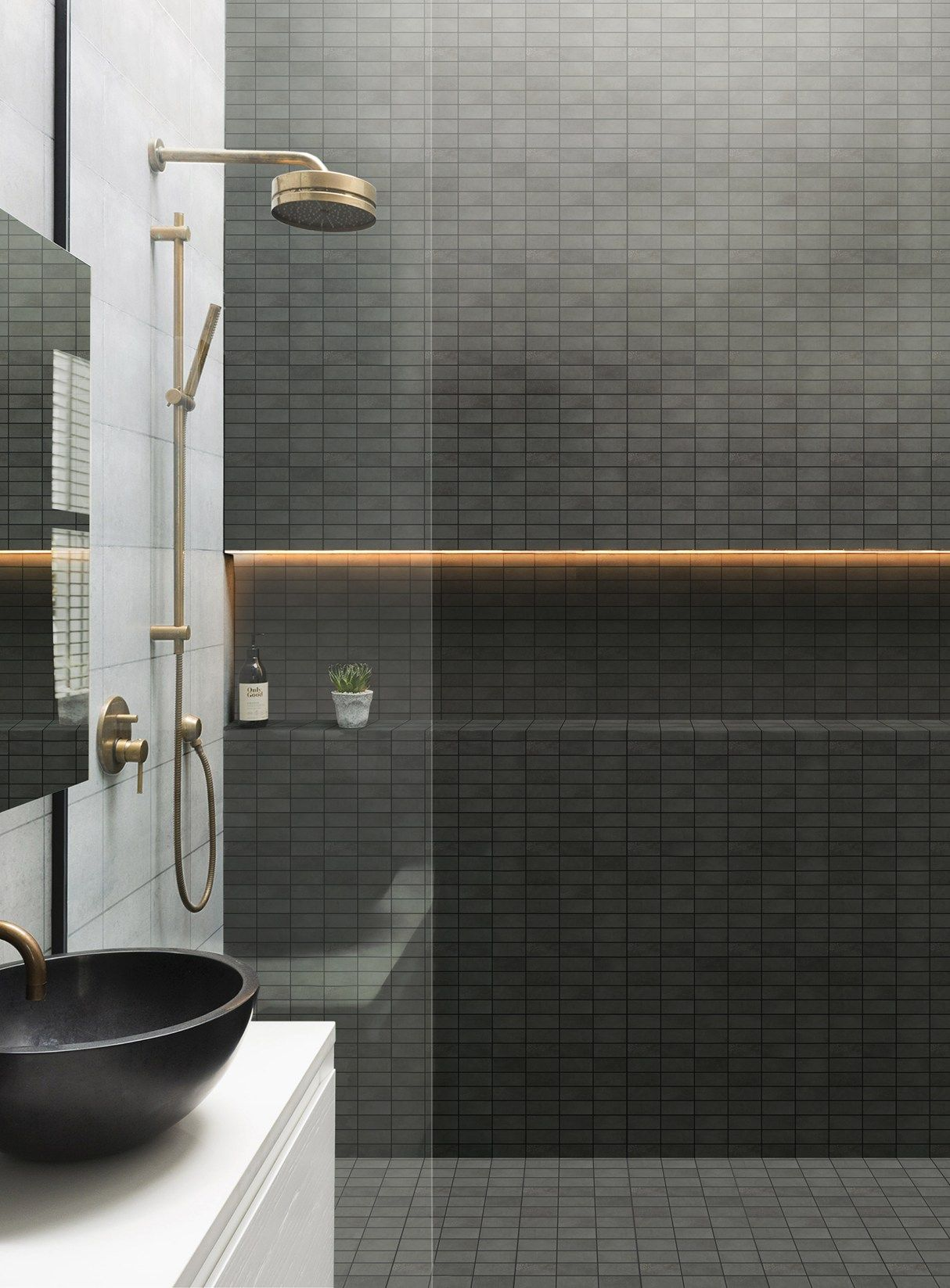 Ceramica Del Conca | Bath + Shower in 2019 | Bathroom interior ...