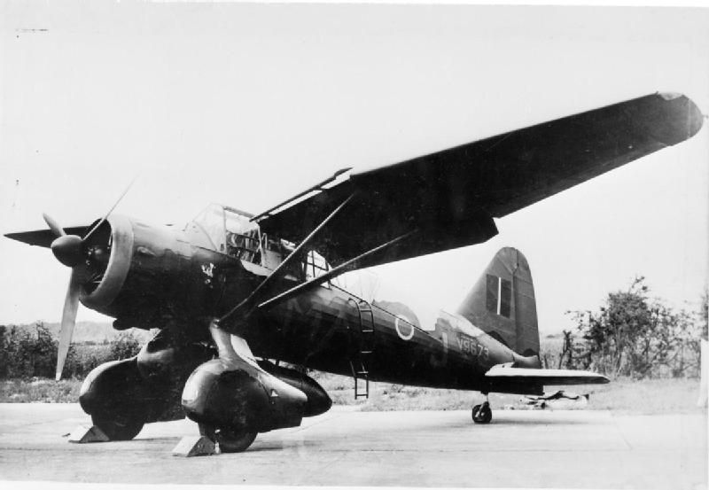 Lysander Mark IIIA (SD), V9673 'MA-J', of No.161 (Special Duties) Squadron RAF on the ground at Tempsford, Bedfordshire. This aircraft was flown by Squadron Leader Hugh Verity on twenty missions to occupied France in 1943 to drop and pick up SOE and Resistance personnel.