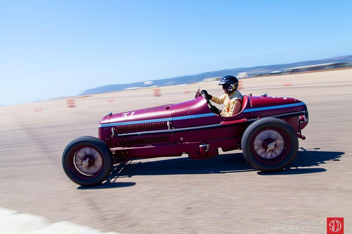 Peter Giddings' 1935 Alfa Romeo 8C Monza