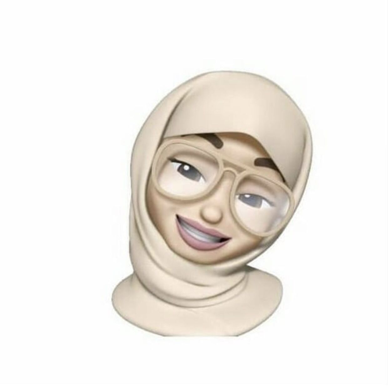 Pin Oleh عــراقيـهہ Di Emodji Kartun Hijab Animasi Desain Karakter Animasi