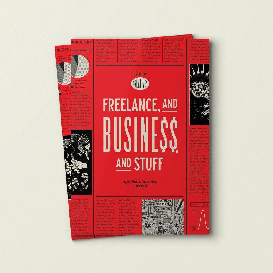 Shop Freelance, Freelance business, Business books