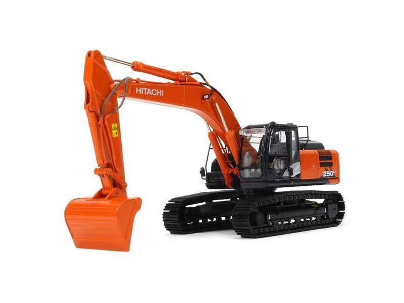 1 50 Hitachi Excavators In 2020