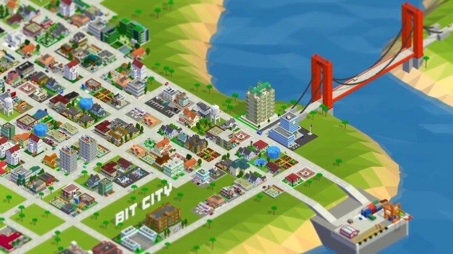 Bit City For Pc Free Download City Hacks Management Games City