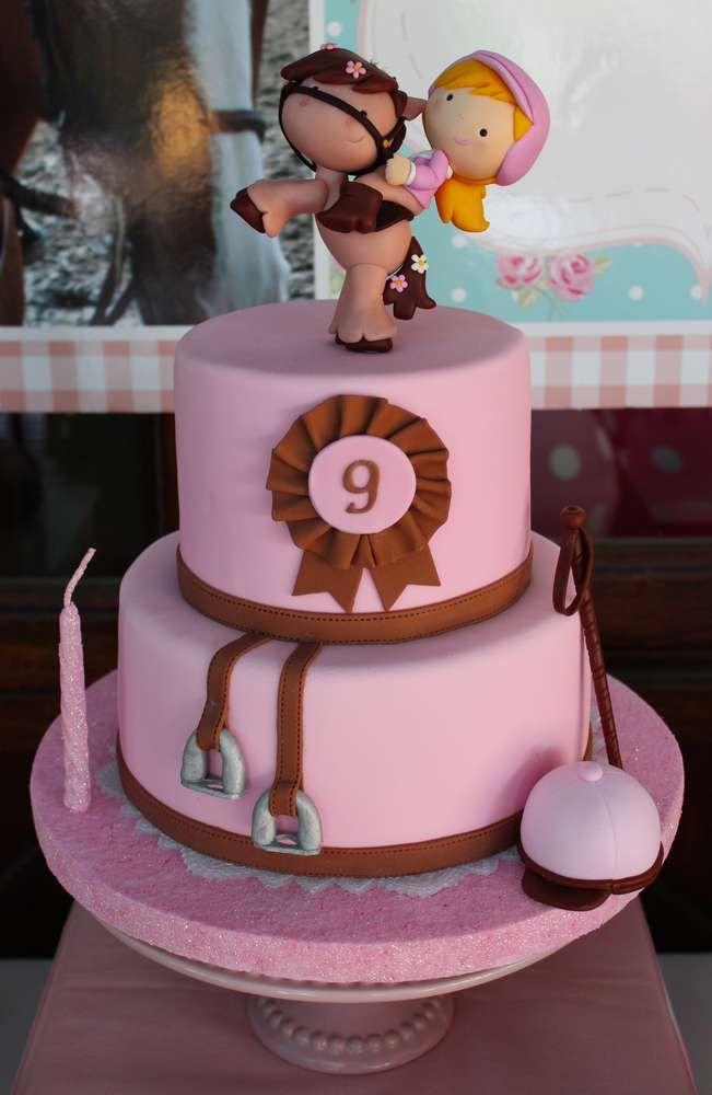Horse Birthday Party Ideas Cowgirl Birthday Birthdays And Horse