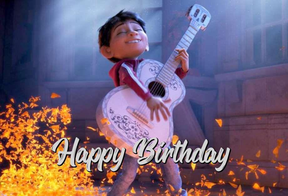coco birthday Best new year wishes, Disney pixar movies