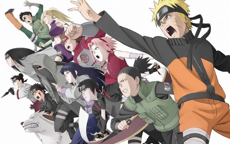 Naruto Hd Wallpapers For Windows 10 Di 2020 Dengan Gambar Animasi