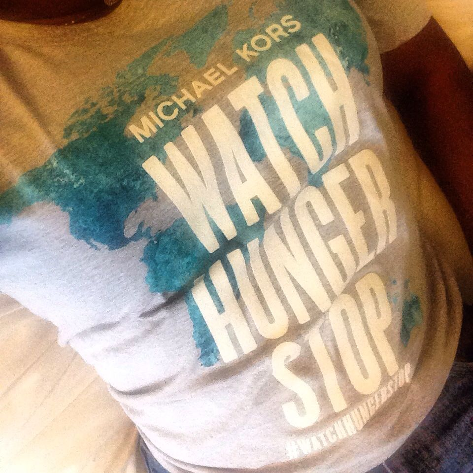 Could you imagine being hungry and STAYING hungry because you have no other option?? If not, then you and I have something in common! #WatchHungerStop