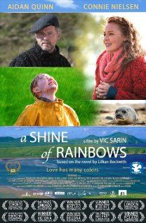A Shine Of Rainbows 2009 A Lonely Orphan S Life Is Transformed By An Extraordinary Woman Who Teaches Him To Conquer Grief Irish Movies Aidan Quinn Movies