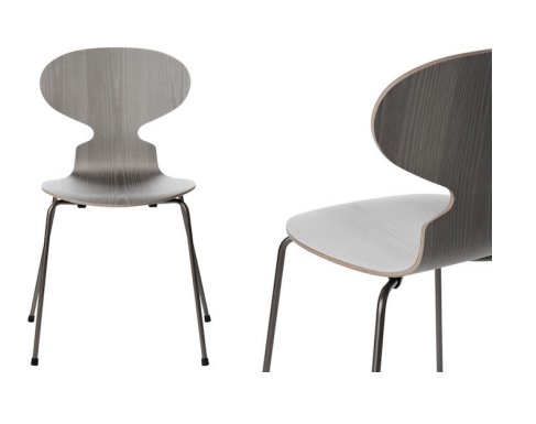 Chaise Fourmi Design Arne Jacobsen Fritz Hansen