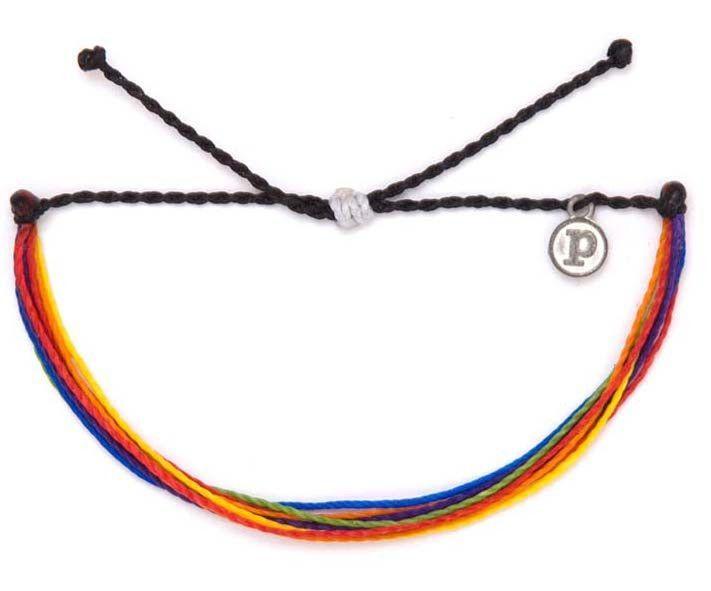 Lgbt Pride Awareness Neat Stuff Pinterest Pura Vida Bracelets
