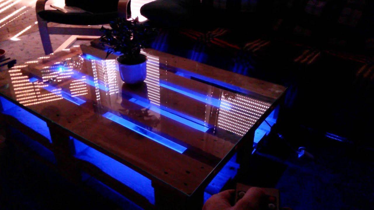 Schon Tisch Mit Led Beleuchtung Led Beleuchtung Innenbeleuchtung Led