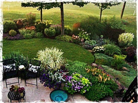 Sidewalk Border Plants Bing Images Good Outdoor Ideas