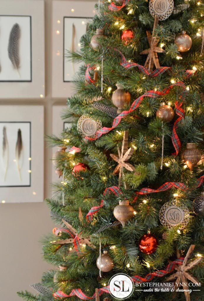 Easy Holiday Ornament Ideas Michaels Dream Tree Challenge Details Bystephanielynn Christmas Tree Decorations Holiday Christmas Holidays