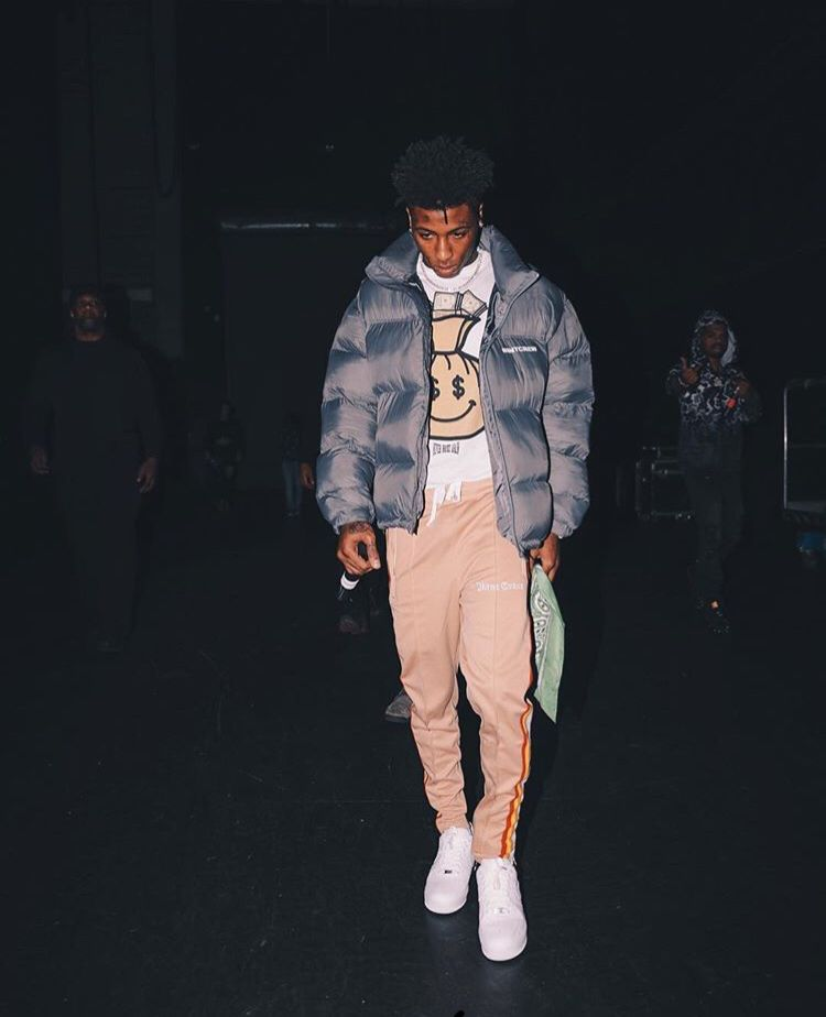 Nba Youngboy Nba Outfit Rapper Outfits Cute Black Guys