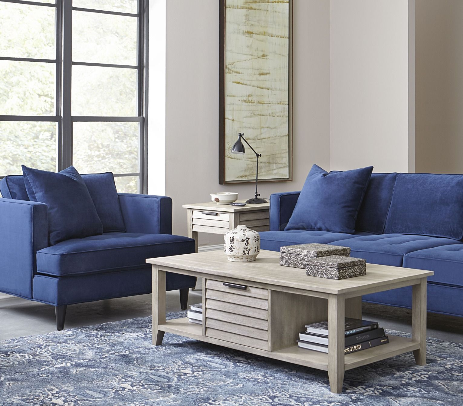 Macys Com Furniture: Super Smooth Velvet Upholstery In A Bold Ink-tone Can Make