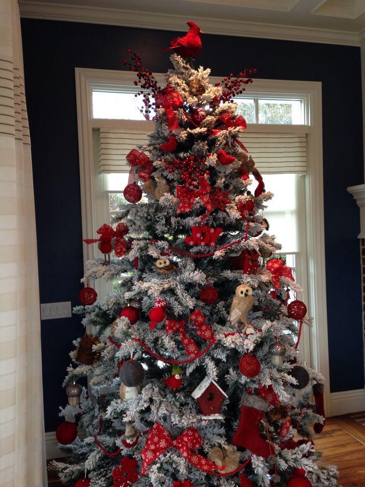 woodland christmas tree Woodland Christmas tree
