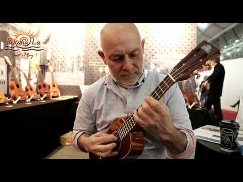 How Aquila's Mimmo Peruffo Revolutionized the Ukulele String