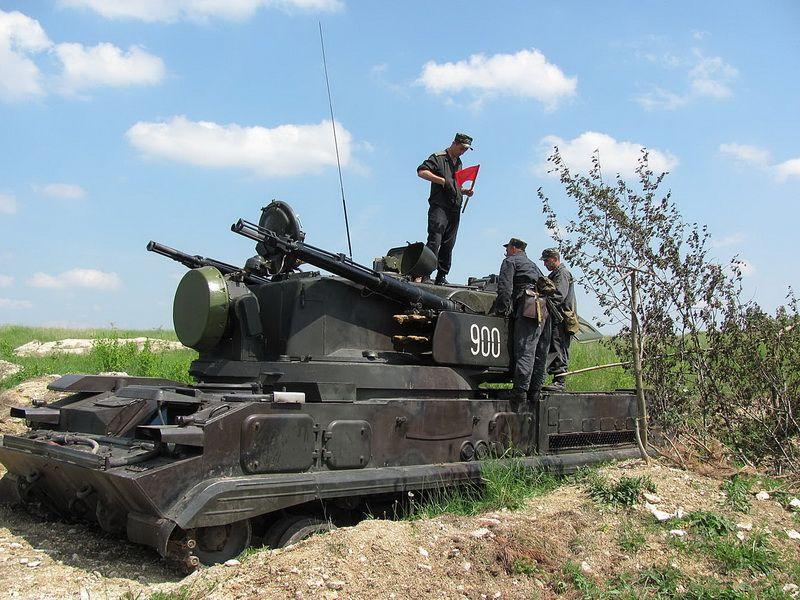 1085f53dfb995 2K22 Tunguska of the Ukrainian 13th Army Corps