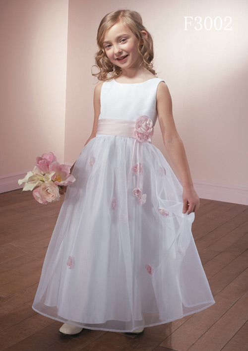 Girls wedding dresses weddingdressone pinterest meninas girls wedding dresses junglespirit Gallery
