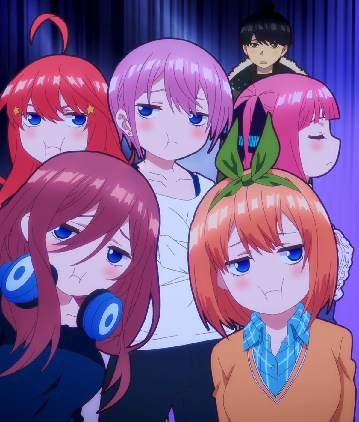 Pin on 5toubun no Hanayome Manga