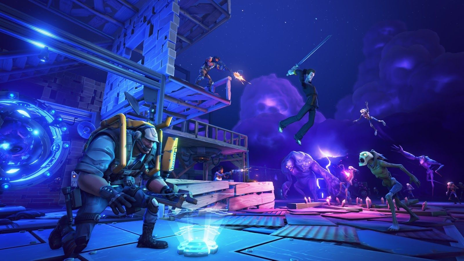 Download Fortnite Hd Wallpapers Read Games Review Play Online Games Download Games Wallpapers Android Wallpaper Space Android Wallpaper 3840x2160 Wallpaper