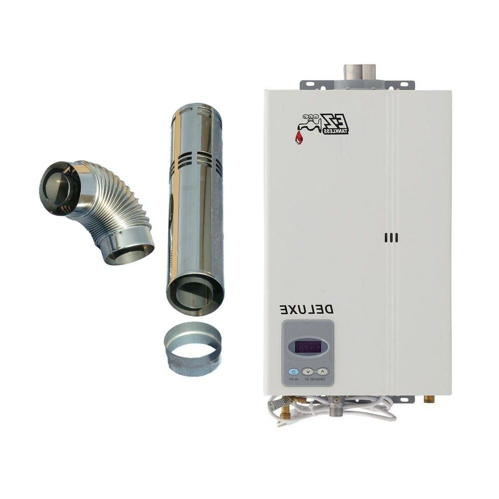 Lp Gas Tankless Hot Water Heaters