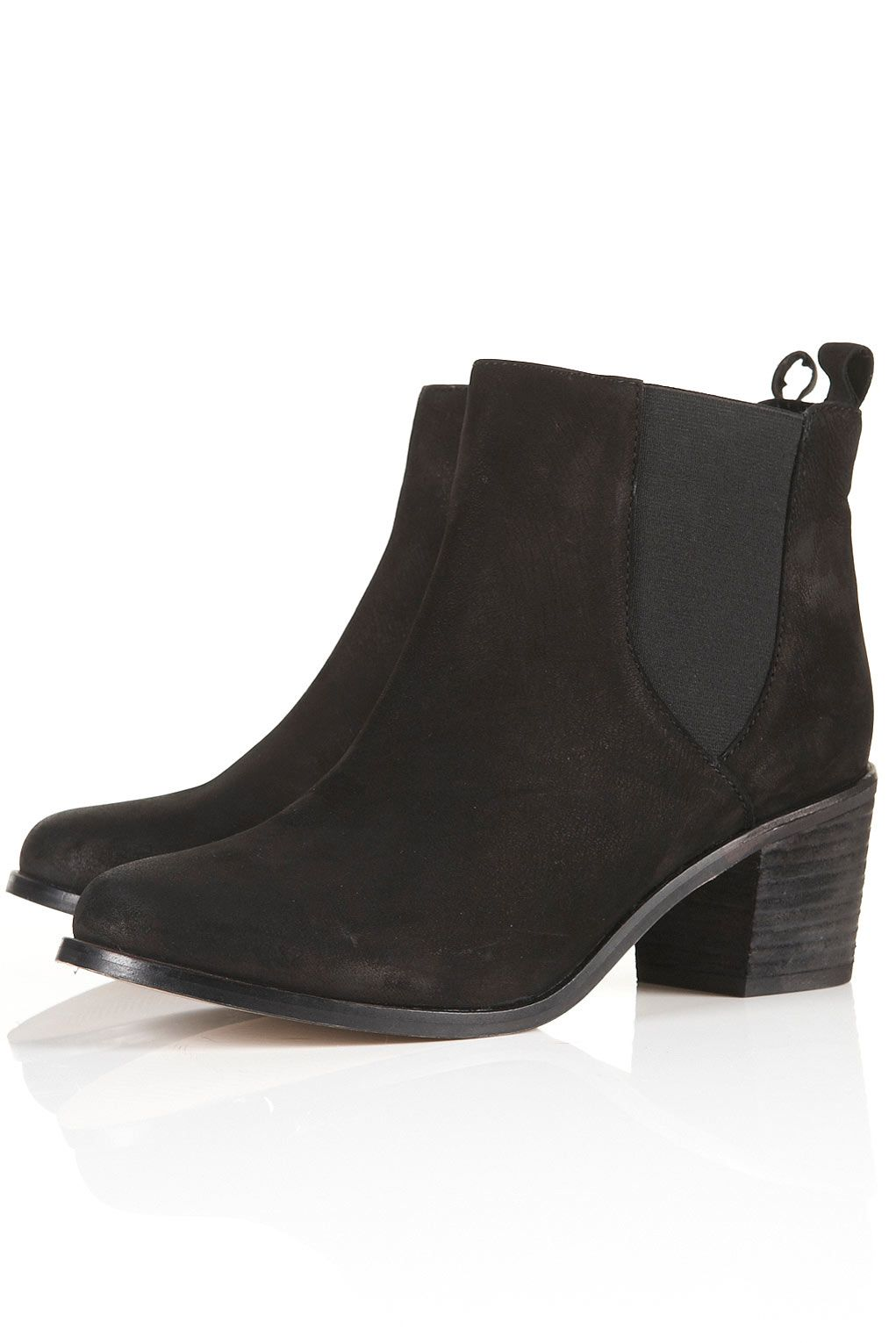AMOS Pull On Chelsea Boots - Boots